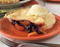 Perfect combination of strawberries, blueberries, blackberries and peaches for a one of a kind dessert. #Schwans