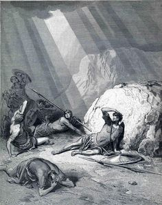 The Conversion of St. Paul - Gustave Doré - 1866 - WikiArt.org