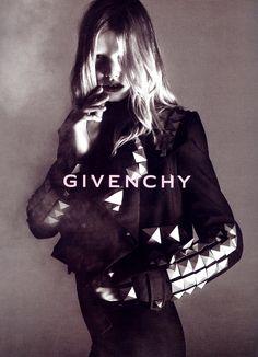 lelaid:  Lara Stone by Inez & Vinoodh for Givenchy, Fall/Winter 2007
