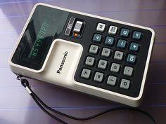 PANASONIC JE-885U - 1973 - Calculator