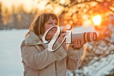 The Clip Art Guide Blog: Winter Photography Tips