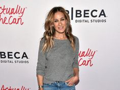 "Sarah Jessica Parker wants you to own ""ambitious"""