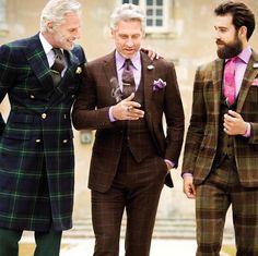 Three gents