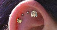 Cartilage Piercings at MyBodiArt