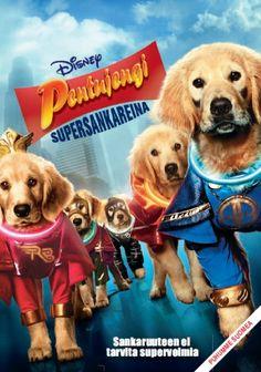 Pentujengi supersankareina DVD 14,95€