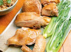 Soy-Braised Chicken