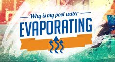 Did you know that swimming pools lose about a quarter of an inch of water each day? Additionally, variations in wind intensity, humidity and sunlight can drastically increase these water loss rates. Chemistry 101, Halloween Cans, Pool Service, Pool Equipment, Pool Supplies, Pool Maintenance, Pool Cleaning, Pool Water, Swimming Pools