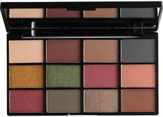 NYX PROFESSIONAL MAKEUP In Your Elements Earth Palette