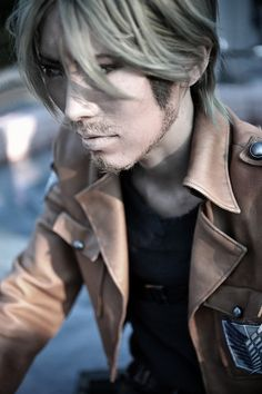 Mike Zacharias(Attack on Titan) | uota - WorldCosplay