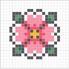 Image result for perler bead patterns small
