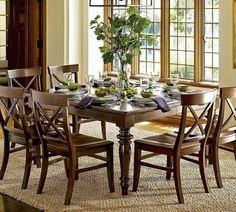 Dining room table centerpieces (7)