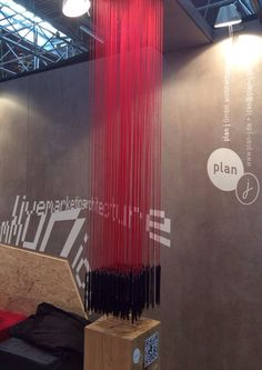 On the booth of plan-j you can design your next exhibition booth yourself. Hall 5, Booth G06 #EuroShop