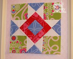 Quilt Story: Fab Tues and Block of the Month
