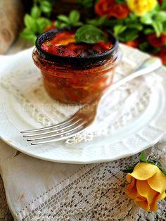 ammodomio: Parmigiana di carciofi in vasocottura Ricetta senz...