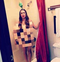 Wining Costume this Halloween