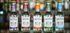 Originally Dutch but born in the UK, Double Dutch tonic is the result of the love for superlative drinks and excellent concoctions. Science is to blame for the unusual ingredient pairings trapped the super-fancy looking bottles.