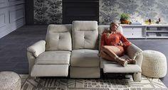 Karima recliner lounge