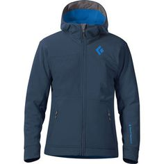 We have them! Black Diamond Apparel is in -- some of it! Check out the Crag Hoody (Men's) #BlackDiamond at RockCreek.com