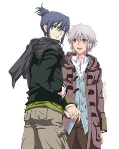 Nezumi X Shion/Sion by RownGil on DeviantArt N 6 Anime, Canon Anime, Nezumi No 6, Yukine Noragami, Cute Anime Wallpaper, Cute Anime Character, Gaara, Manga Boy, Shounen Ai
