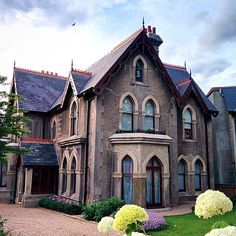 Pin for Later: Gothic Homes So Gorgeous, We Wouldn't Mind If They Were Haunted!