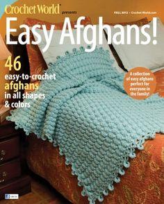 Crochet World's Easy Afghans! - Spring 2012