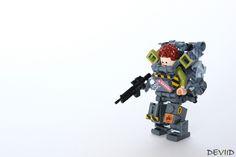https://flic.kr/p/vEfFf6 | Military Trooper X66 | My new Military Trooper X66 another member of my Military Crew.