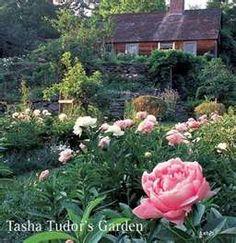 tasha tudor's house in Vermont-peonies.