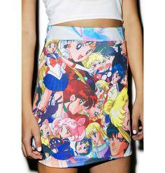 Mewn Power Skirt
