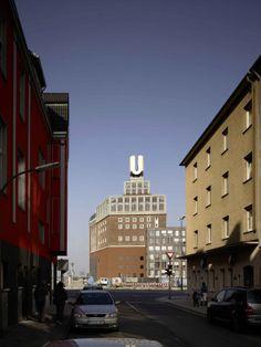 Dortmunder U - Zentrum für Kunst und Kreativität - Dämmstoffe - Kultur/Bildung - baunetzwissen.de