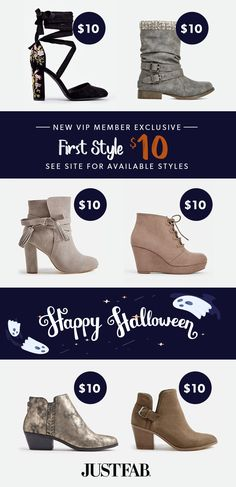 Are You Looking For Some Scary Good Halloween Deals? - Get Your First Style for Only $10! Take the 60 Second Style Quiz to get this exclusive offer!