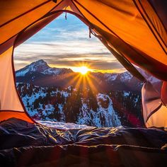 TentPorn – Die schönsten Blicke aus Zelten