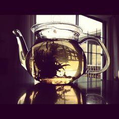 Teavana blooming tea