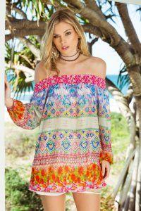 img_7832 Resort Wear, Off Shoulder Blouse, Floral Tops, Cover Up, Spring Summer, Dresses, Women, Fashion, Vestidos