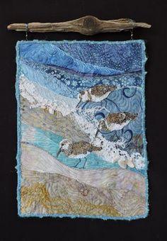Beach Series #52 by Eileen Williams.