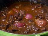 Beef Bourguignon - Anne Burrell style