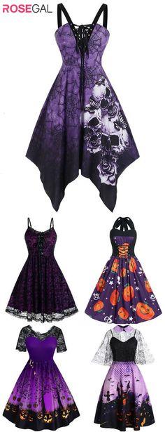 Easy Halloween Costumes, Halloween Dress, Halloween Halloween, Winter Fashion Outfits, 70s Fashion, Womens Fashion, Cheap Dresses, Girls Dresses, Summer Dresses