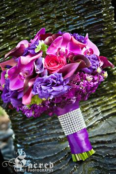 Purple & pink Wedding - Bing Images