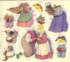 The Bushy Tail Family clothes page #4