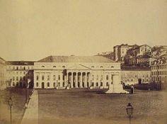 Teatro D. Maria II - 1858