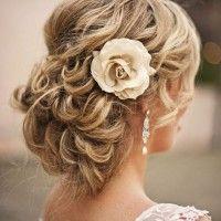 20 Glamorous Wedding Updos for Brides - Best Wedding Hairstyles