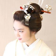 Culture, Japanese Hairstyles, Hair Styles, Geisha, Korea, Asia, Kimonos, Hair Plait Styles, Japanese Hairstyle