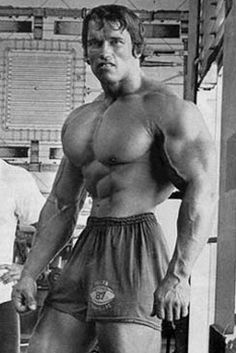 Arnold Schwarzenegger is rightfully a legend in the world of bodybuilding. Here are 35 awesome classic bodybuilding pictures of Arnold Schwarzenegger. Bodybuilding Training, Bodybuilding Workouts, Bodybuilding Motivation, Arnold Bodybuilding, Natural Bodybuilding, Mr Olympia, Bodybuilder, Calf Training, Bodybuilding