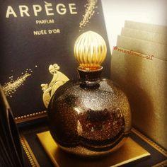 *Lanvin | Arpège (Eau de Parfum) (1993) Nuee D'or
