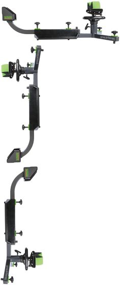 Benches and Rests 177887: Shooting Bench Rest Rifle Mount Portable For Sighting At Gun Range BUY IT NOW ONLY: $73.26