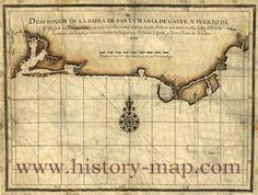 Florida Panhandle Map