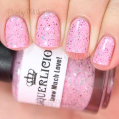 Laquerlicious Snow Much Love!   Christmas 2014 Collection   Peachy Polish #pink