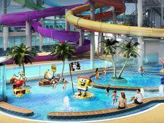 Norwegian Getaway Recreation and Activities | Kids Aqua Park | Norwegian Cruise Line