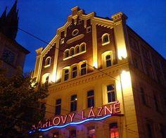 Karlovy Lazne, Prague  central Europe's biggest music club - 5 stories!