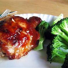 Baked Teriyaki Chicken Allrecipes.com