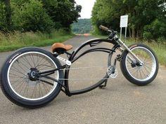 Custom Bicycle Chopper Bike